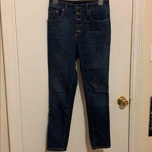 High waisted Carmar Jeans